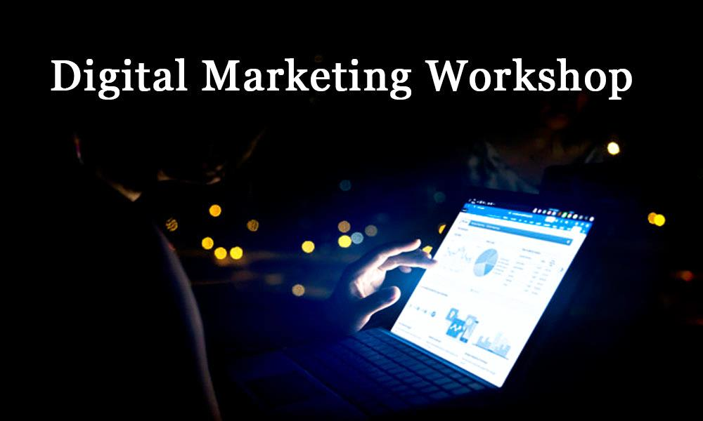 Free Seminar and Workshop on Digital Marketing