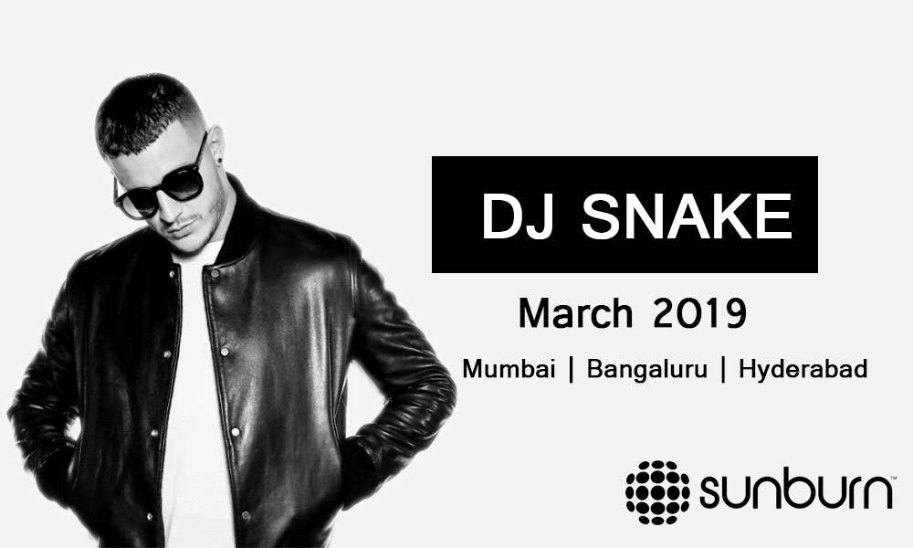 Sunburn Arena with DJ Snake