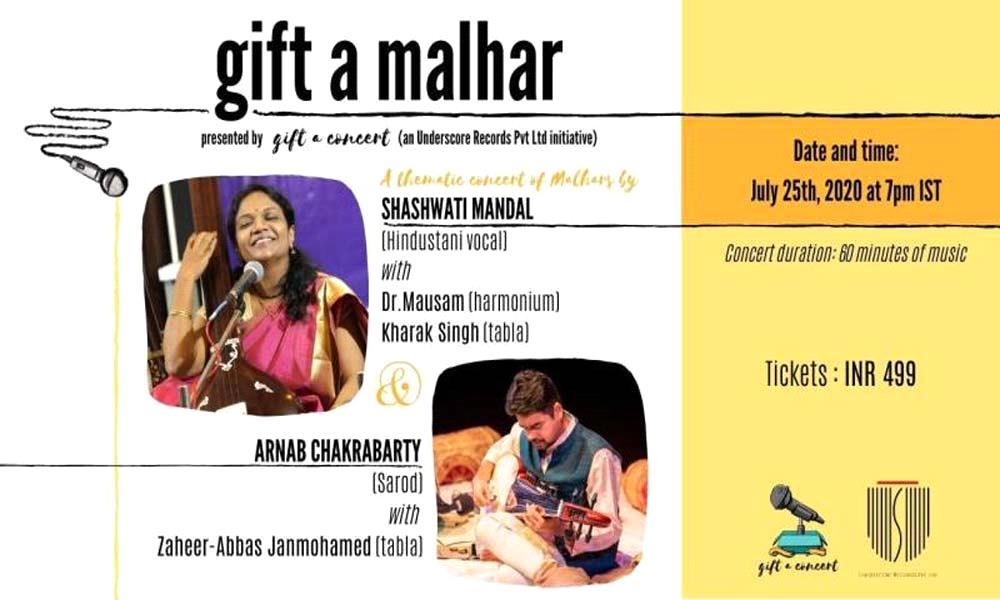 Gift A Malhar
