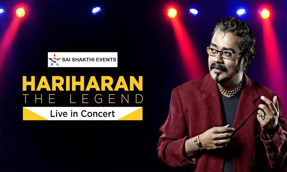 Hariharan Live In Concert