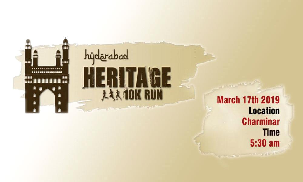 Hyderabad Heritage 10k Run