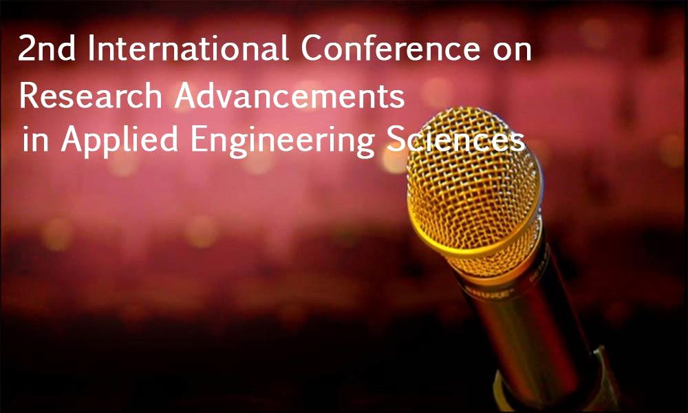 International Conference on Research Advancements