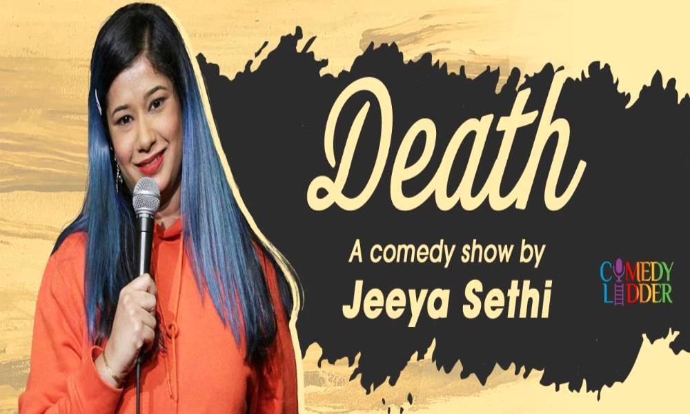 Death: A trial show by Jeeya Sethi