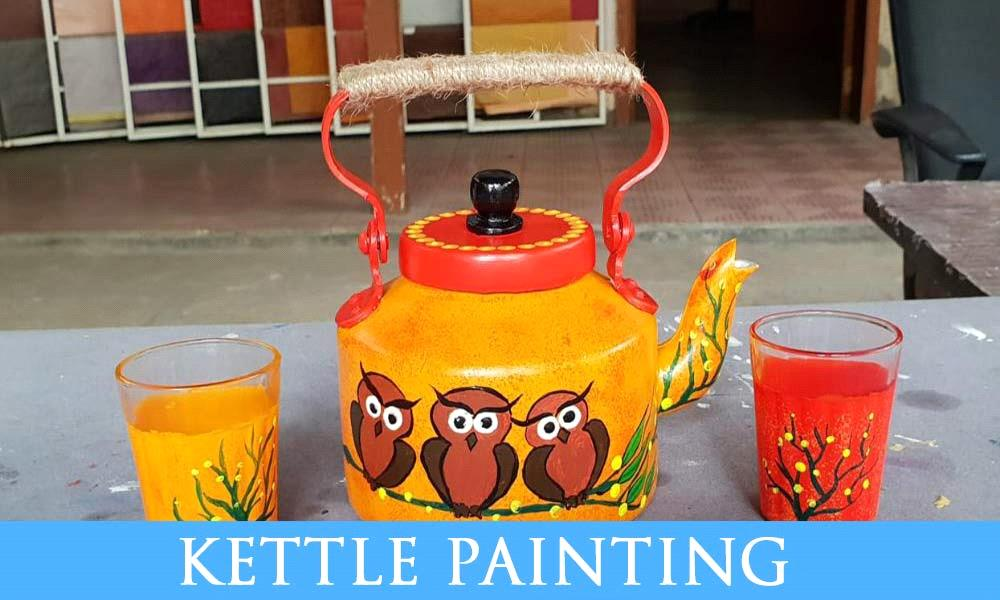 Kettle Painting
