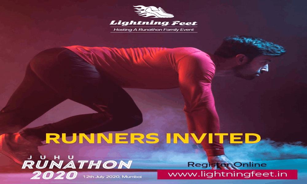 Lightning Feet Juhu Runathon for Families