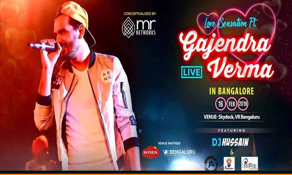 Love Sensation ft. Gajendra Verma
