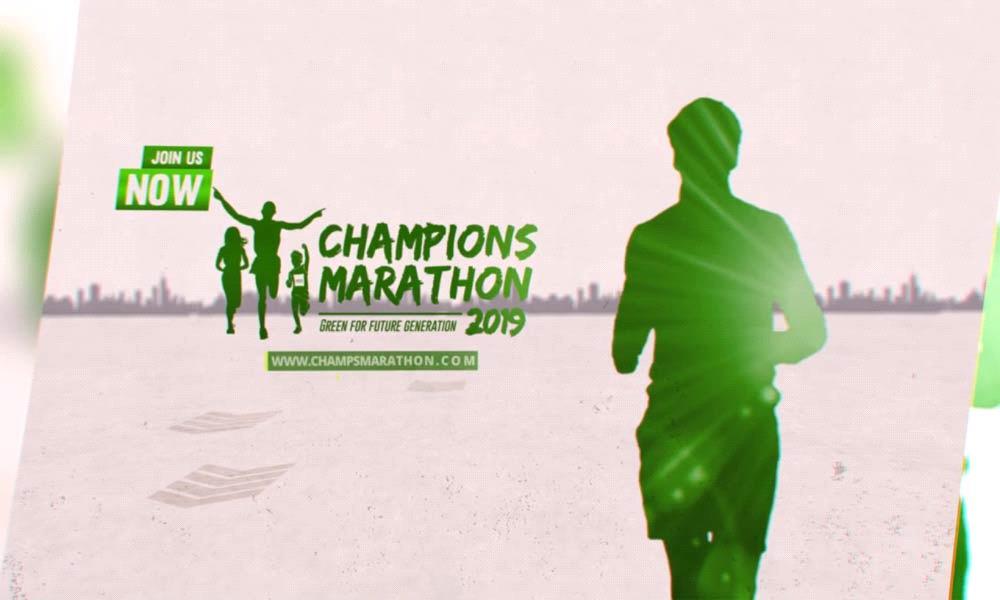 Champions Marathon 2019