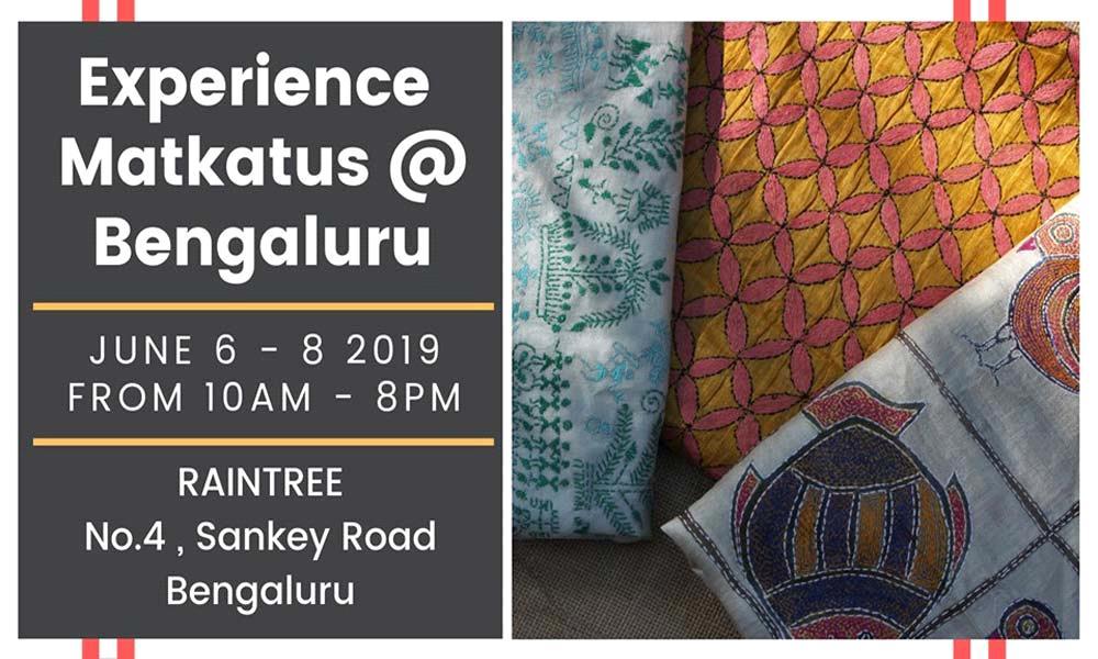 Experience Matkatus at Bangalore