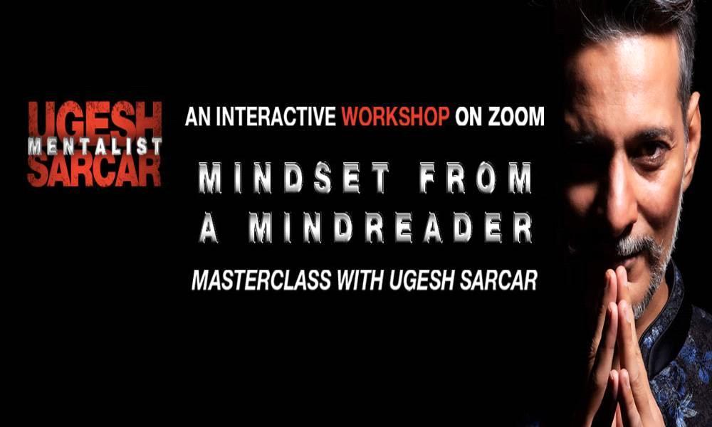 Mindset from a Mind Reader by Ugesh Sarcar
