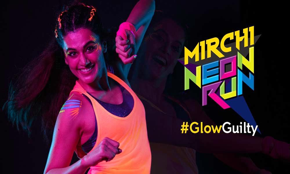 Mirchi Neon Run 2020, Kochi