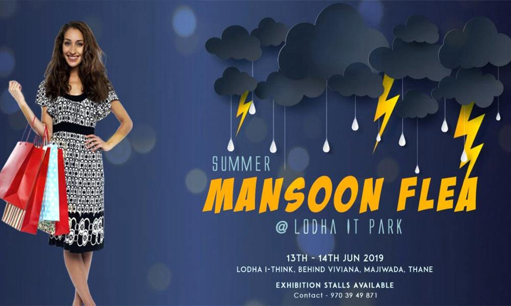 Summer Monsoon Flea at Lodha IT Park
