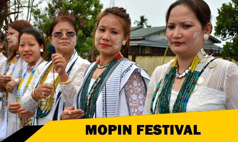 Mopin Festival of Arunachal Pradesh