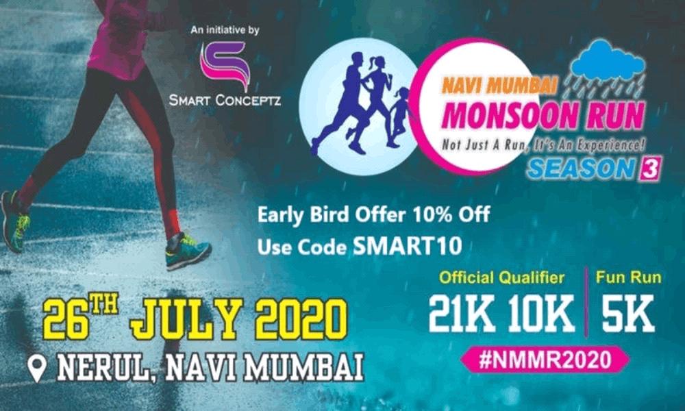 Navi Mumbai Monsoon Run-Season 3