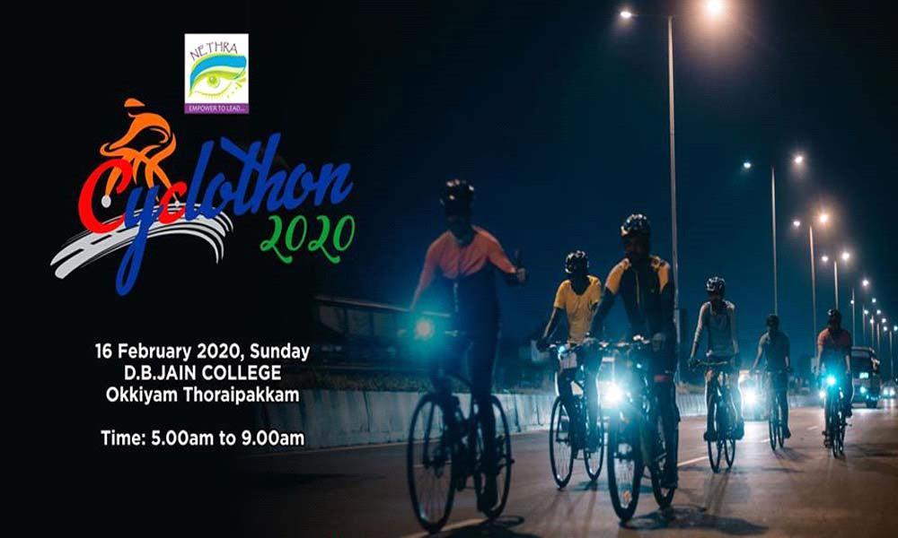 Nethra Cyclothon 2020