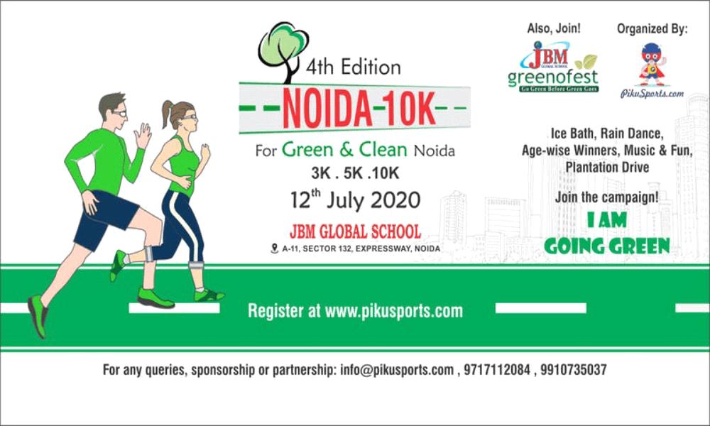 Noida 10K Run