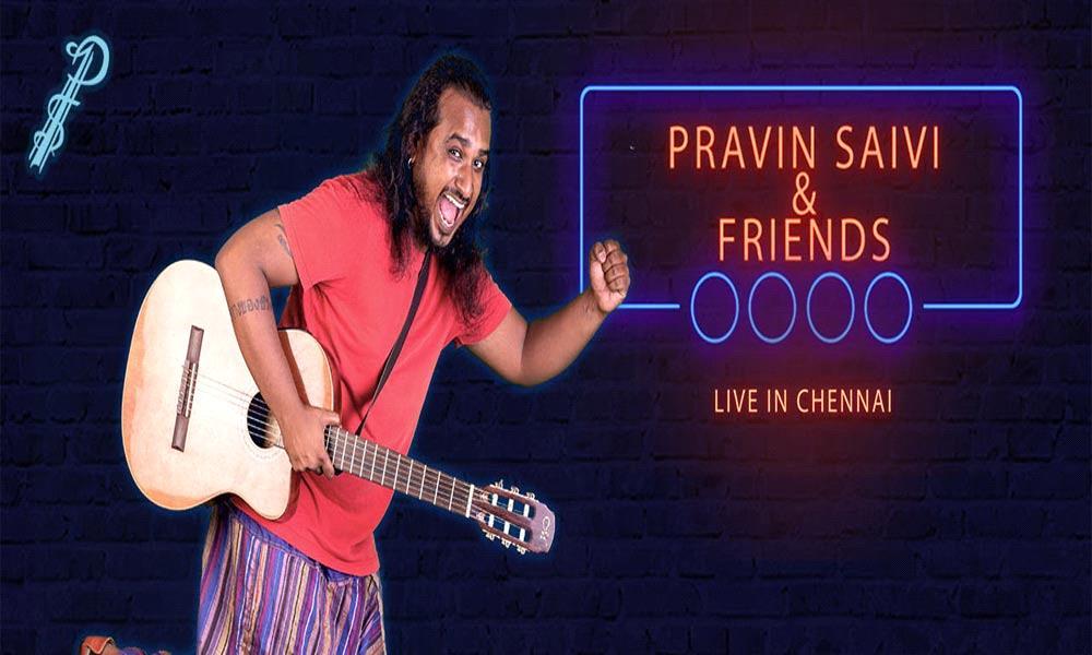 Pravin Saivi and Friends Live