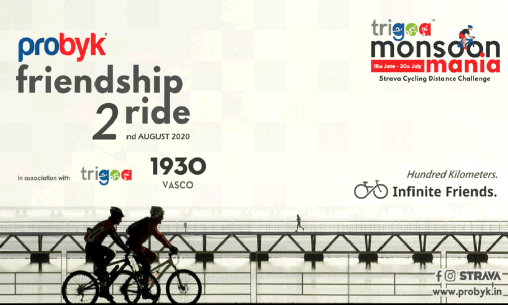 Probyk Friendship Ride 2020