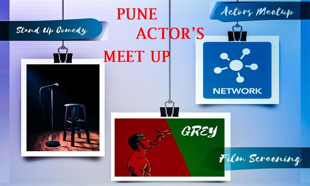 Pune Actor's Meet-Up