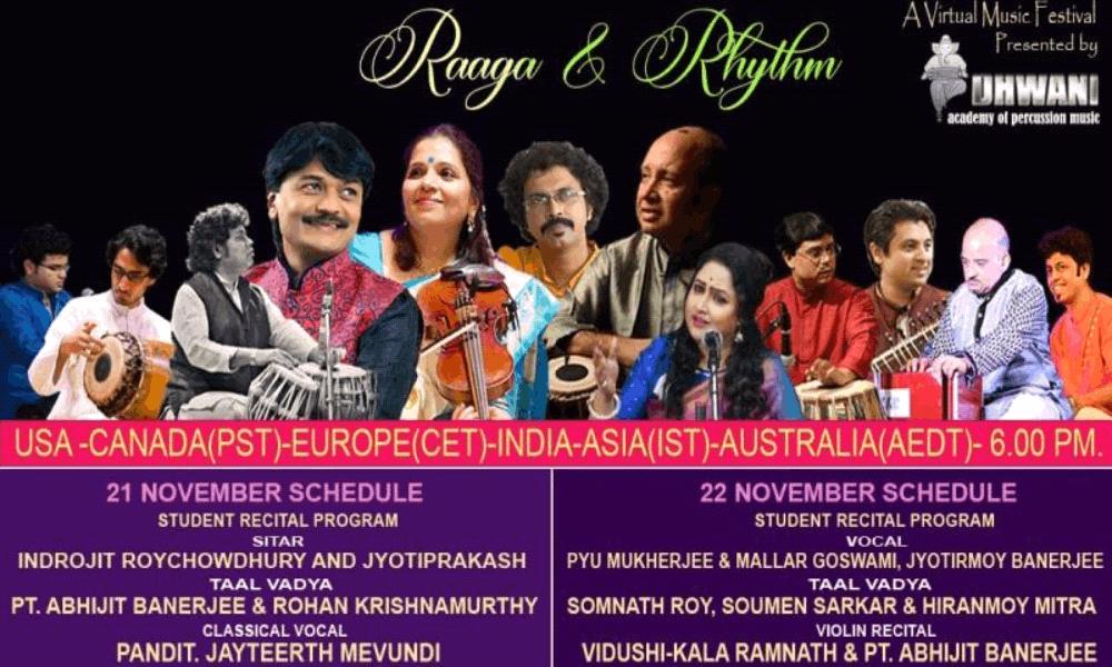 Raaga & Rhythm