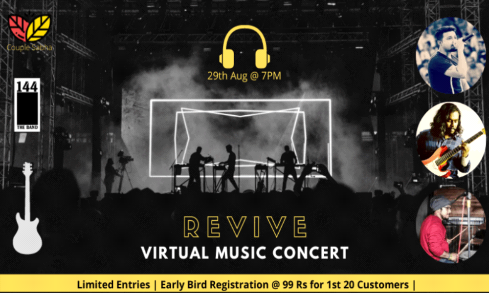 REVIVE - Virtual Music Concert