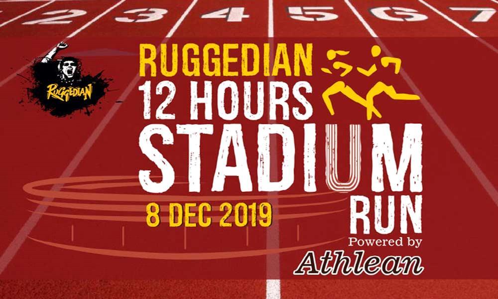Ruggedian 12 Hour Stadium Run