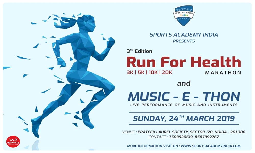 Run For Health 3rd Edition