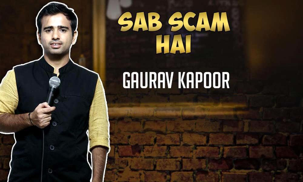 Standup Comedy by Gaurav