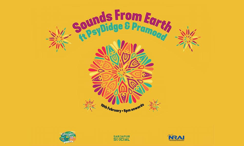 Sounds from Earth at Sarjapur Social