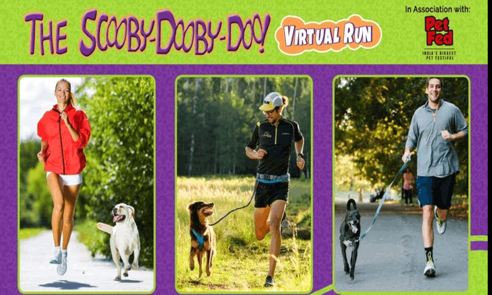 The Scooby-Dooby-Doo Virtual Run