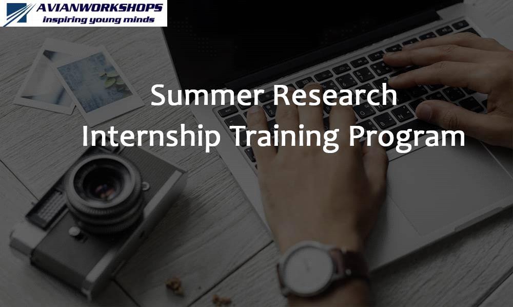 Summer Research Internship Training Program