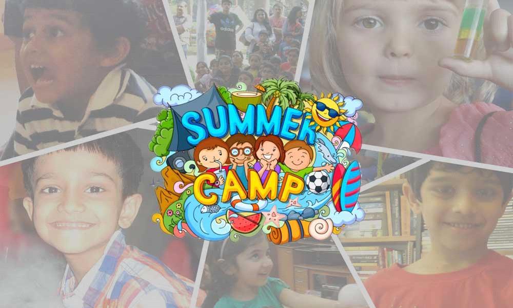 STEM Science Summer Camp at Science Utsav