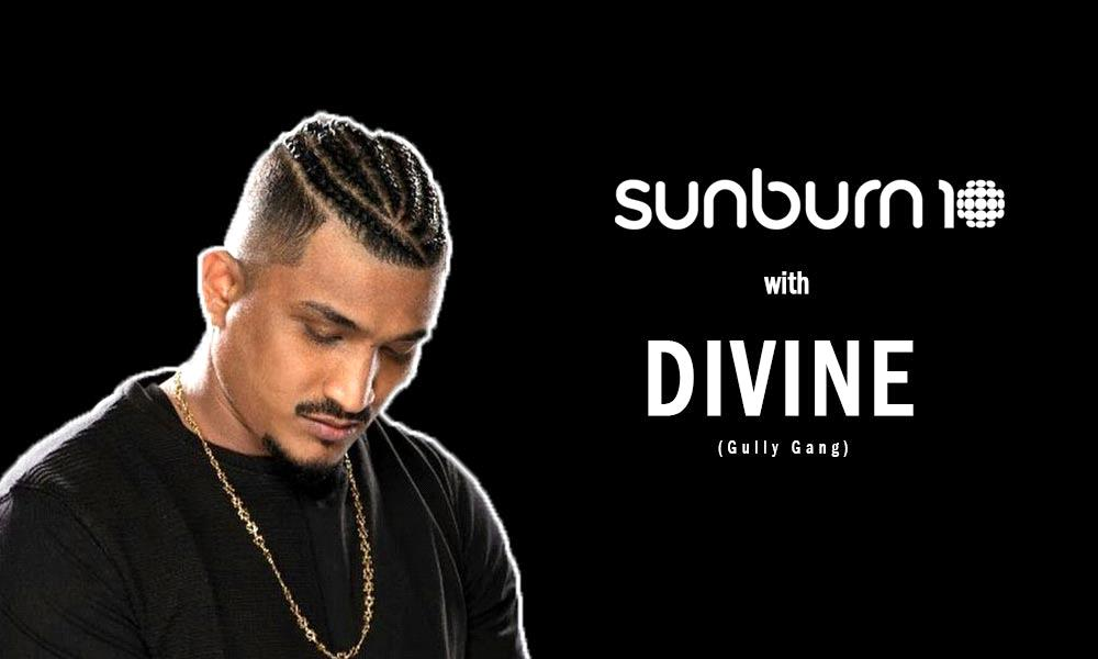 Sunburn Arena with Divine