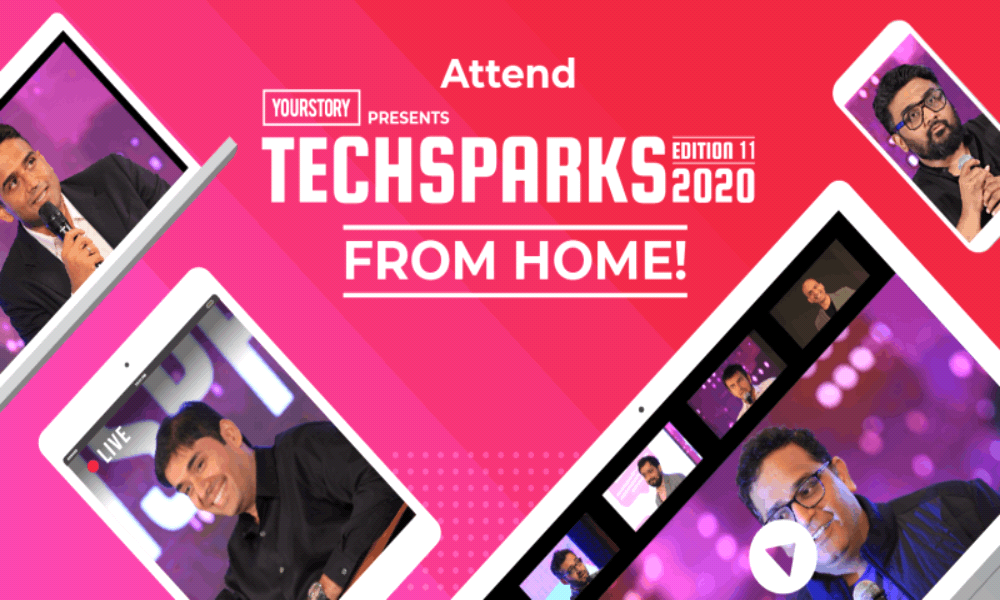 TechSparks 2020 | YourStory