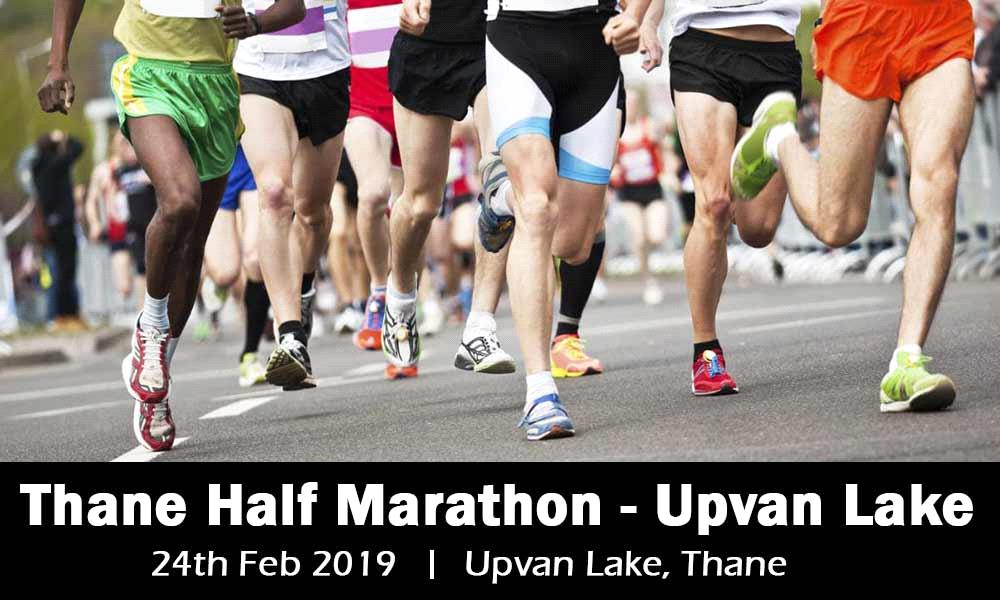 Thane Half Marathon 2019
