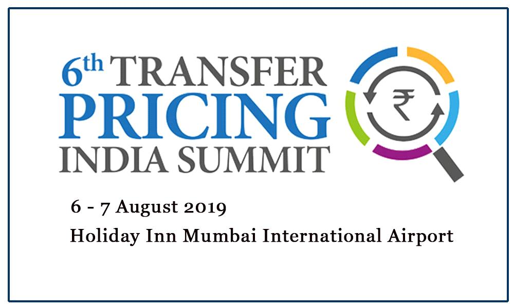 6th Transfer Pricing India Summit