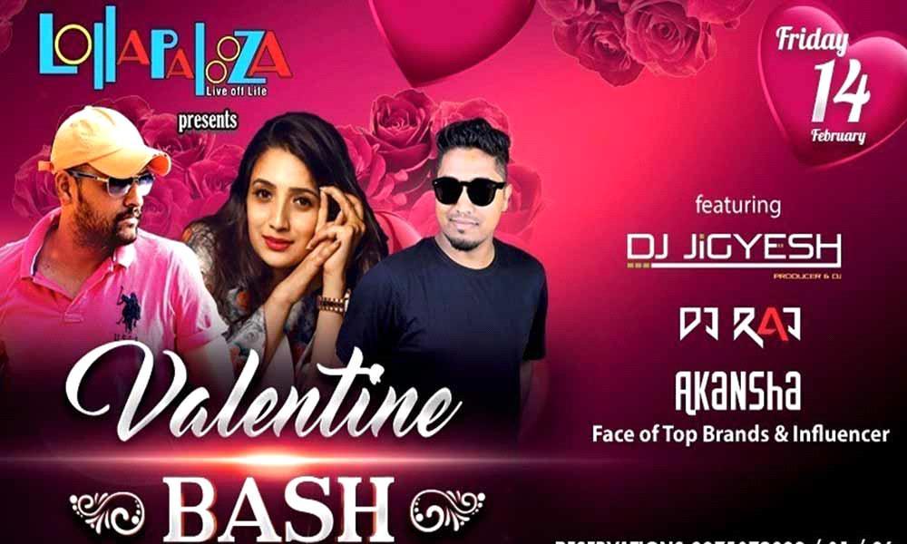 Valentine Bash 2020