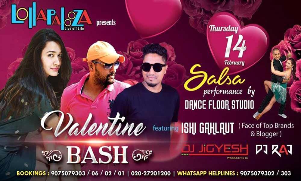 Valentine Bash 2019