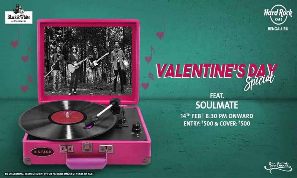 Valentines Day Special Feat. Soulmate
