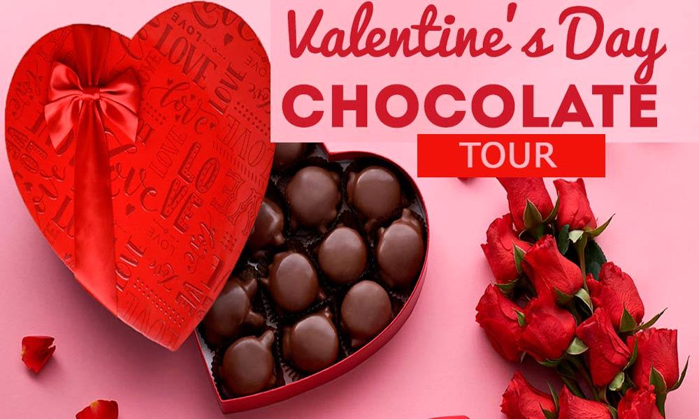 Valentine's Day Special Chocolate Tour