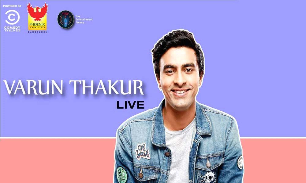 Varun Thakur Live