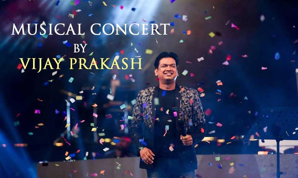 Vijay Prakash Musical Concert