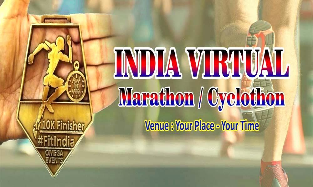 India Virtual Marathon / Cyclothon