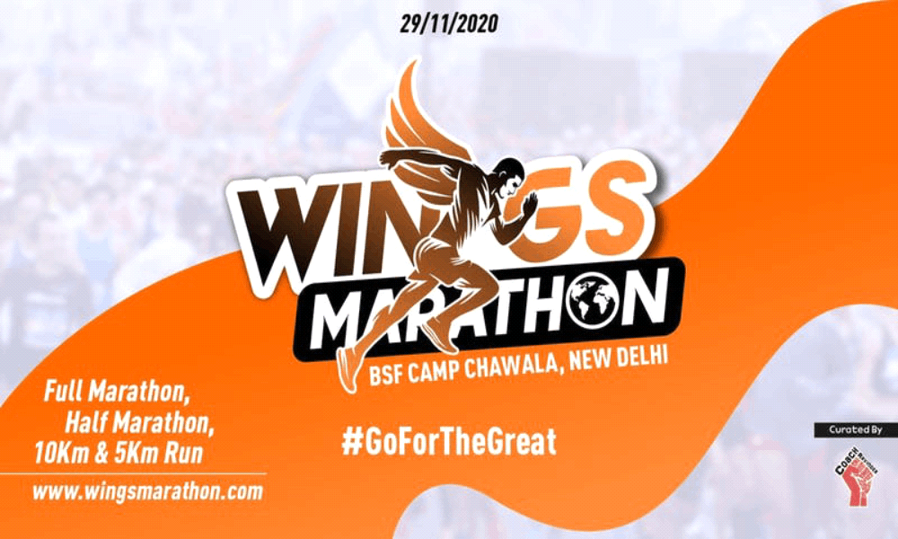 Wings Marathon 2020