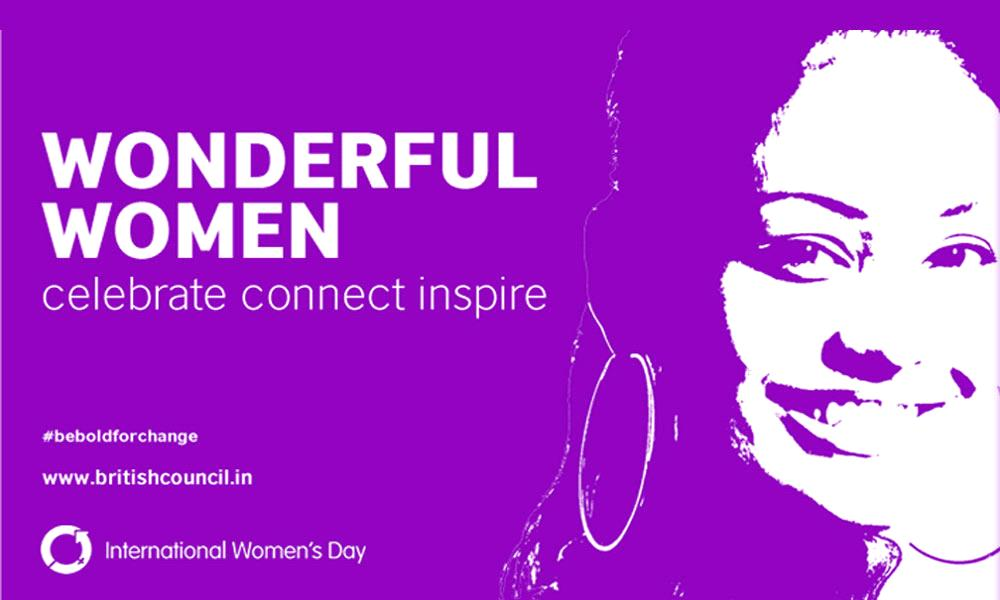 Women's Day celebration at British council