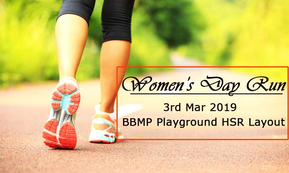 Womens Day Run