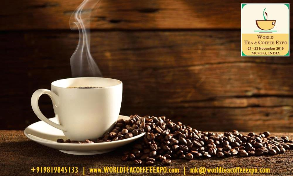 7th World Tea and Coffee Expo 2019